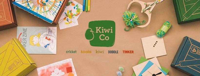 Tinker Crate Kiwi Crate