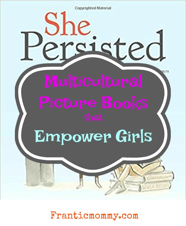 Multicultural Picture Books that Empower Girls