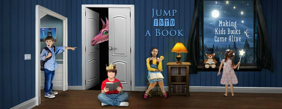 Jump Into a Book