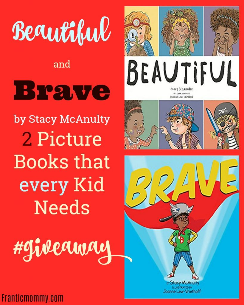Beautiful and Brave by Stacy McAnulty
