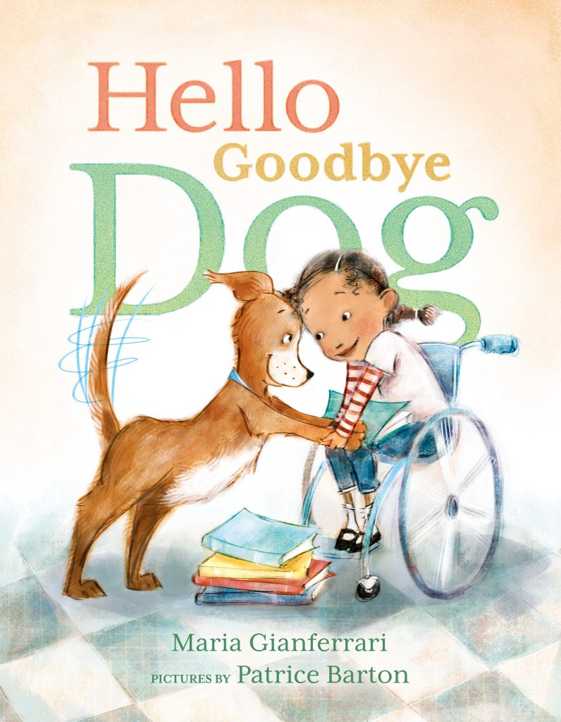 books about therapy dogs