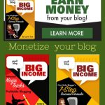 2 ebooks to help monetize your blog (even if it's little!)