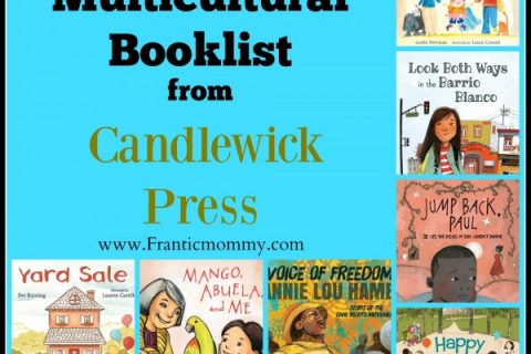 Candlewick press booklist for kids