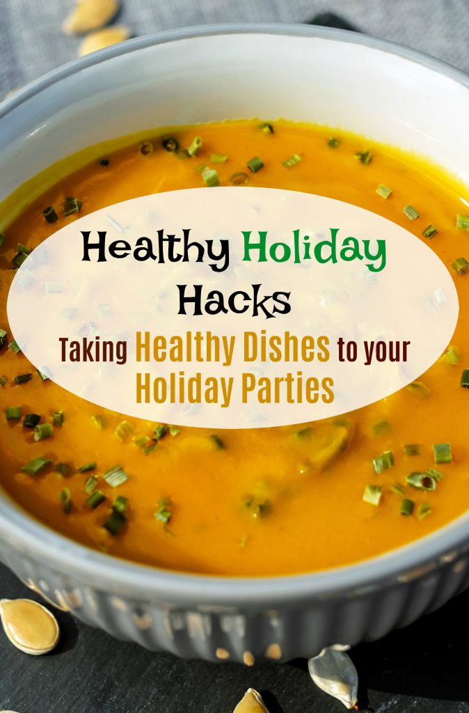 Taking Healthy Dishes to your Holiday Parties