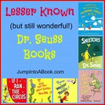 Wacky Crafts and Fun Books for Dr. Seuss Week