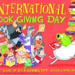 Here's to a fabulous #BookGivingDay in 2018!
