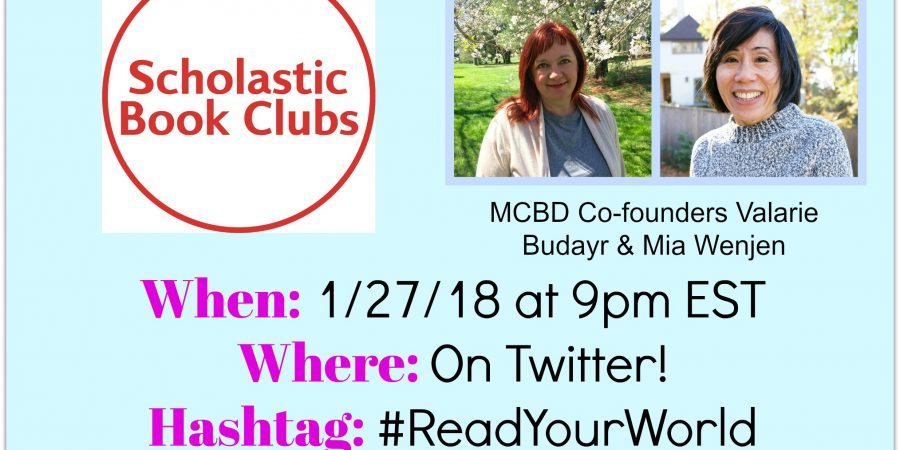 MCBD2018 Twitter Party