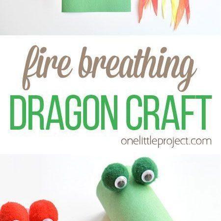 Chinese Dragon Craft