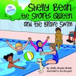 Shelly Bean the Sports Queen and the Brave Swim book review | #sportsqueen