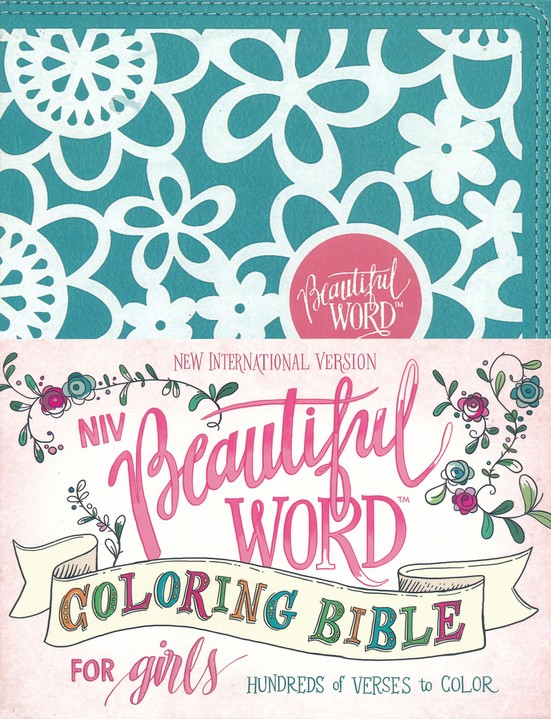 Faith and Relaxation | NIV Beautiful Word Coloring Bible for Girls