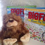 Did you know Bigfoot goes on Vacation? Check out the new Bigfoot seek-and-find series!