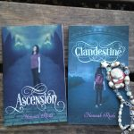 Deuxsang teen vampires and a heckuva #YA book : Clandestine by Hannah Rials