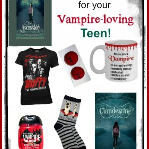 teen vampire gifts