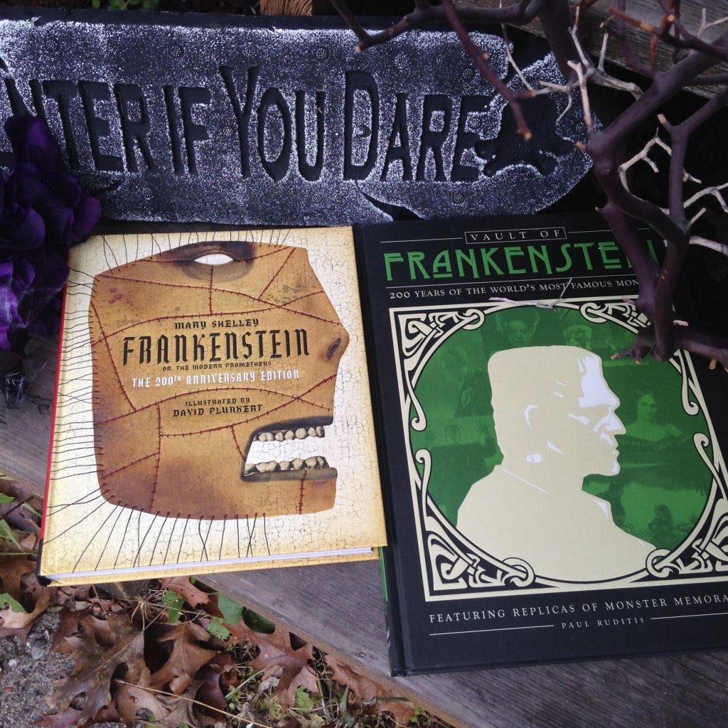 The Vault of Frankenstein