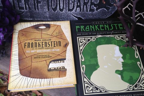 The Vault of Frankenstein