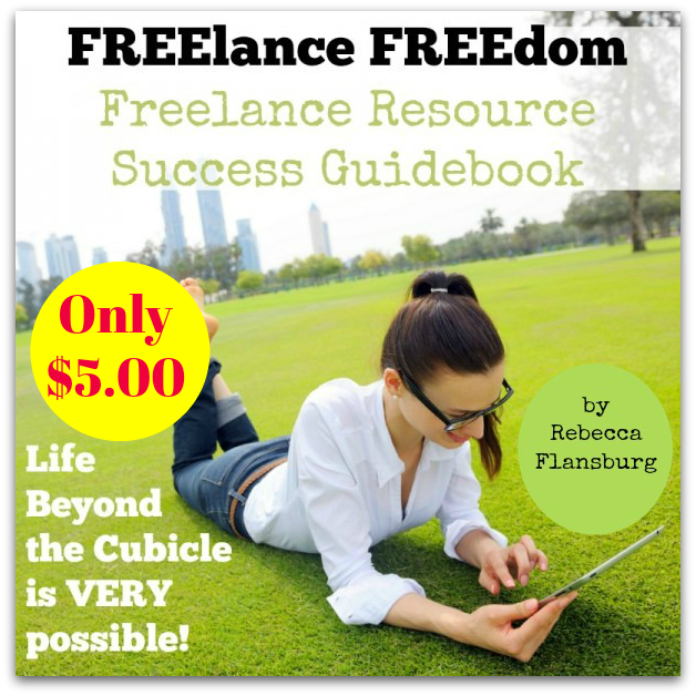 FREElance FREEdom Guidebook $5 Sale!
