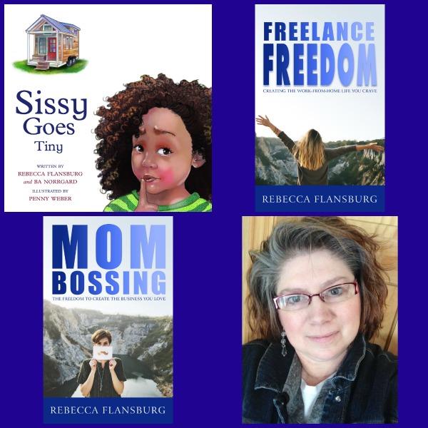 Books by Rebecca Flansburg