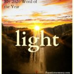 Word of the Year 2020-Light
