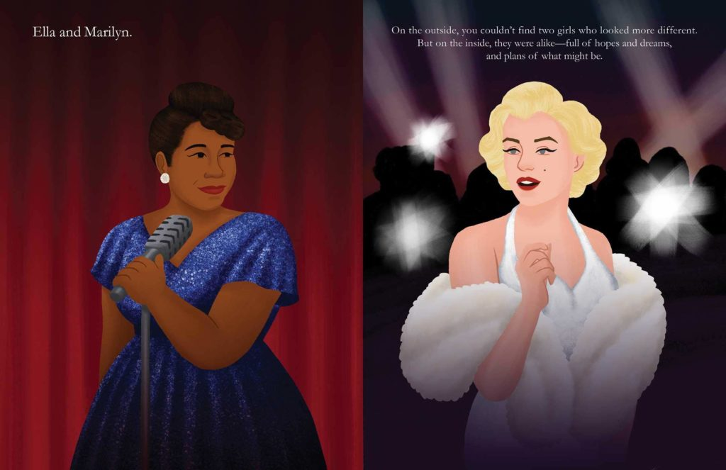 Making Their Voices Heard: The Inspiring Friendship of Ella Fitzgerald and Marilyn Monroe