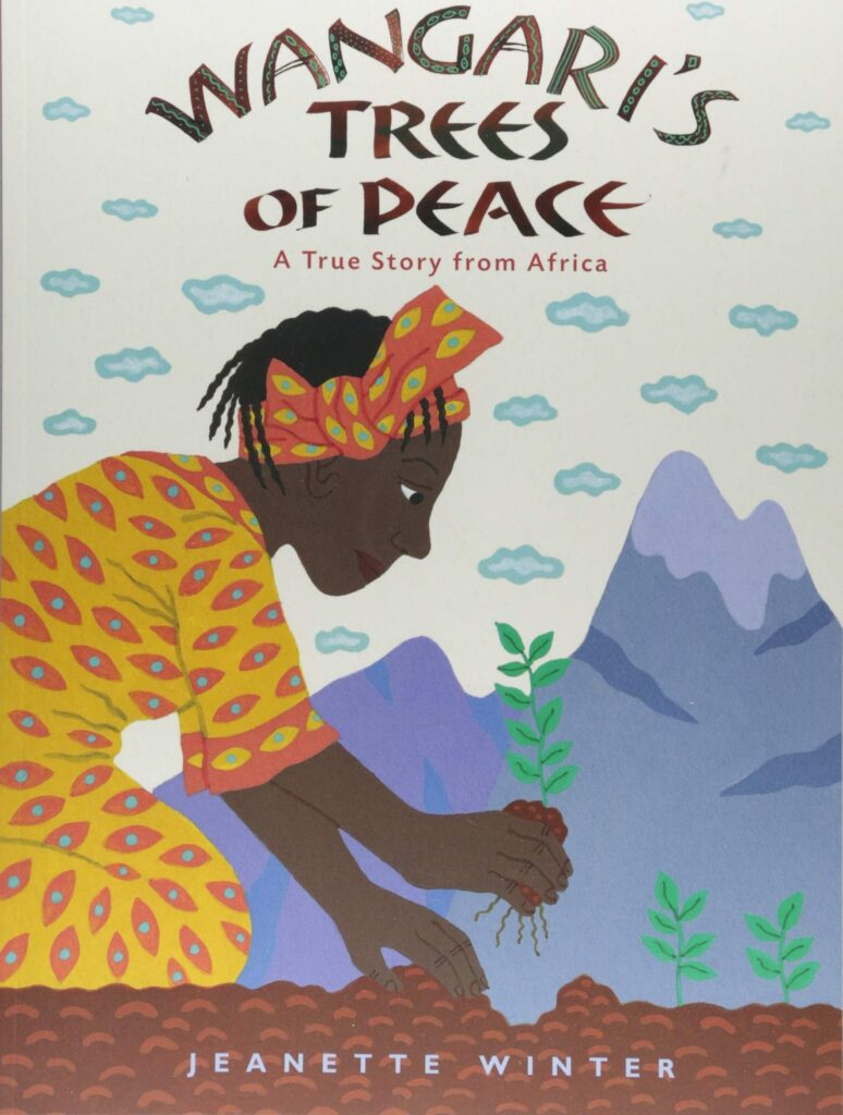 picture books about peace