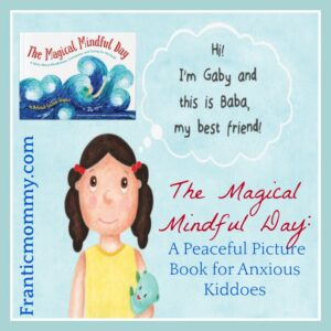 A peaceful picture book for Anxious Kiddoes