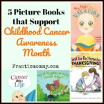 4 Books for Childhood Cancer Awareness Month