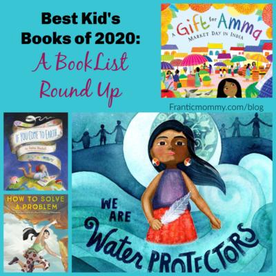 Best Kid's Books of 2020: A BookList Round Up