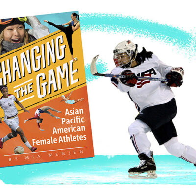 New #DiverseKidlit that Honors Asian Pacific American Female Athletes