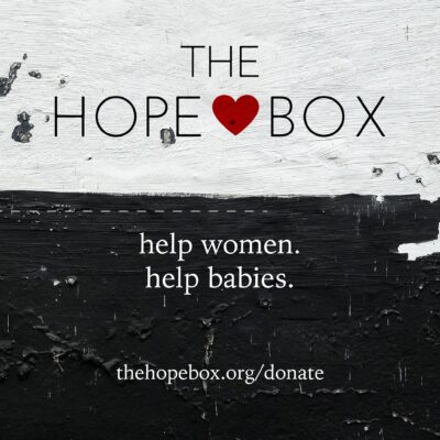Guilty Fingers: A Story of Hope from the Founder of The Hope Box