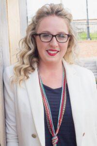 Author Sarah Koeppen